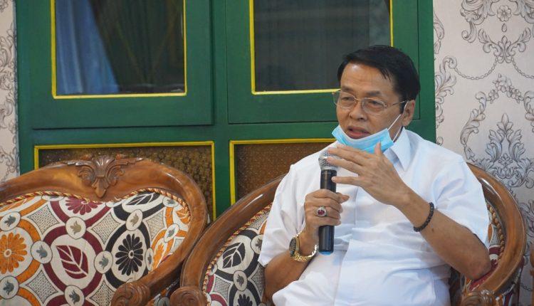 Gandung Pardiman Dukung Gubernur Wajibkan Semua Instansi di DIY Putar Lagu Indonesia Raya