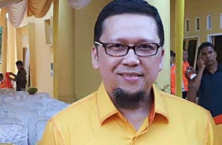 Di Rakerda Golkar Riau, Ahmad Doli Kurnia Blak-Blakan Alasan Pencalonan Airlangga di Pilpres 2024