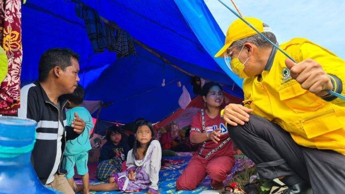 Golkar Sulsel Berhasil Kumpulkan Donasi Rp.222 Juta Untuk Korban Gempa Majene-Mamuju