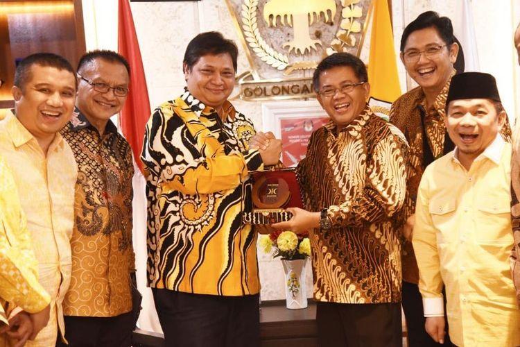 Golkar dan PKS Sepakat Kerjasama Sukseskan RUU Ciptaker dan RUU Perpajakan