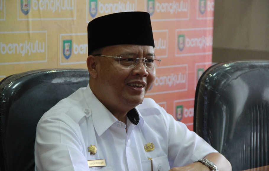Pilgub Bengkulu, Rohidin Mersyah-Rosjonsyah Kantongi Rekomendasi 5 Partai