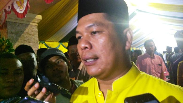 Wakil Ketua DPRD Fahmi Hakim Diperiksa Kejati Banten Terkait Lahan Sport Center di Kota Serang