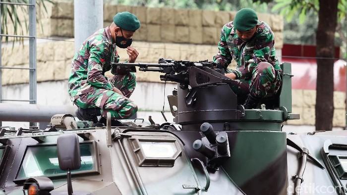 Minta TNI Penuhi Postur Pertahanan, Bobby Rizaldi: Agar Disegani Kawan Maupun Lawan