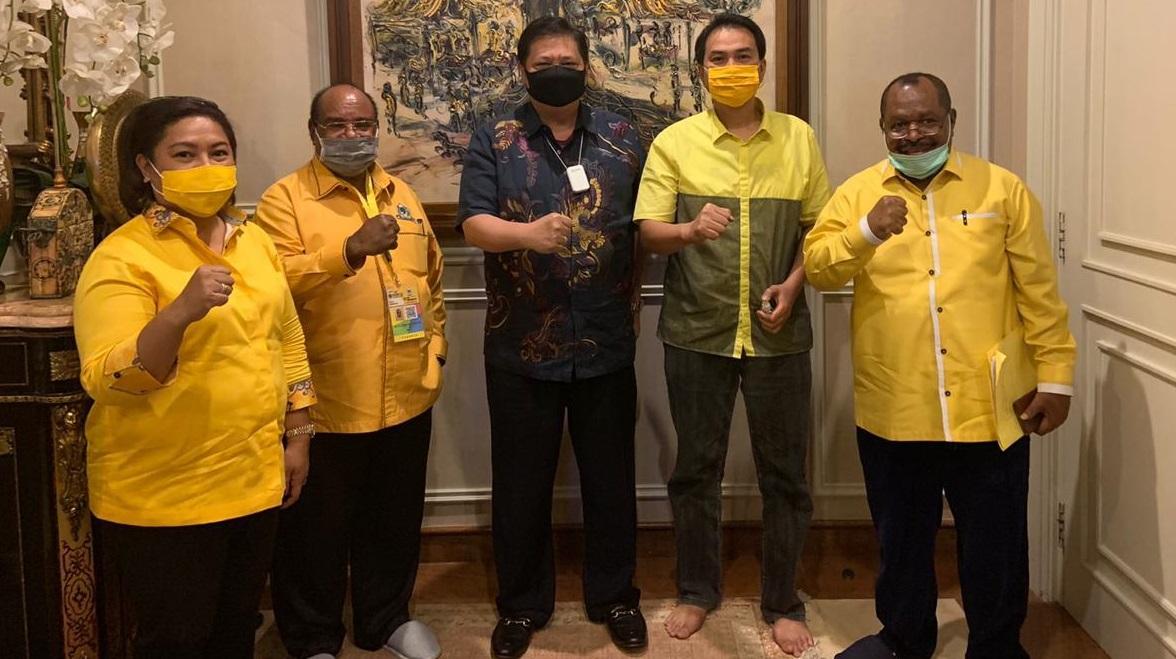 Anggap Musda Golkar Papua Barat Tak Sah, Kubu Lamberthus Jitmau Tempuh Upaya Hukum