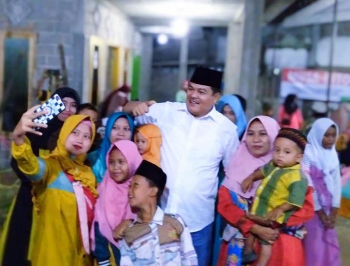 Pengajian Akbar di Bumi Nabung, Ini Janji Politik Musa Ahmad Untuk Warga Lamteng