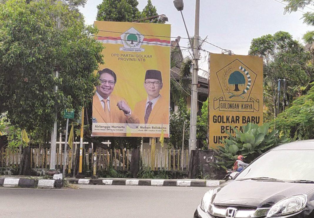 Raden Nyakradi: Golkar Lombok Utara Targetkan 2 Kursi Per Dapil di Pemilu 2024