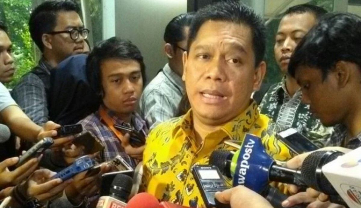 Adies Kadir Ungkap Golkar Bakal Tunjuk Pimpinan DPR 2019-2024 Juli Mendatang