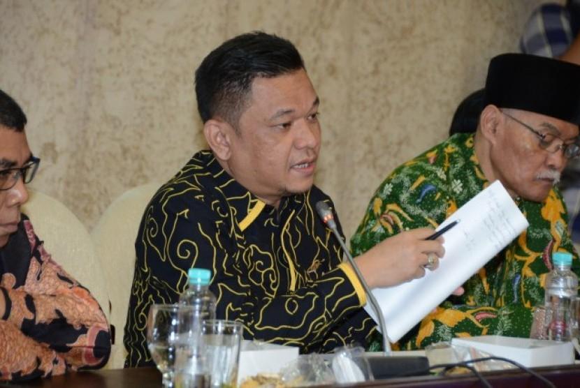 Ace Hasan Tegaskan Golkar Dukung Wacana Pemisahan Pileg dan Pilpres
