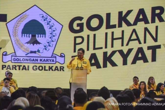IndexPolitica: Golkar Harus Segera Cari Tokoh Baru Untuk Dongkrak Popularitas Partai