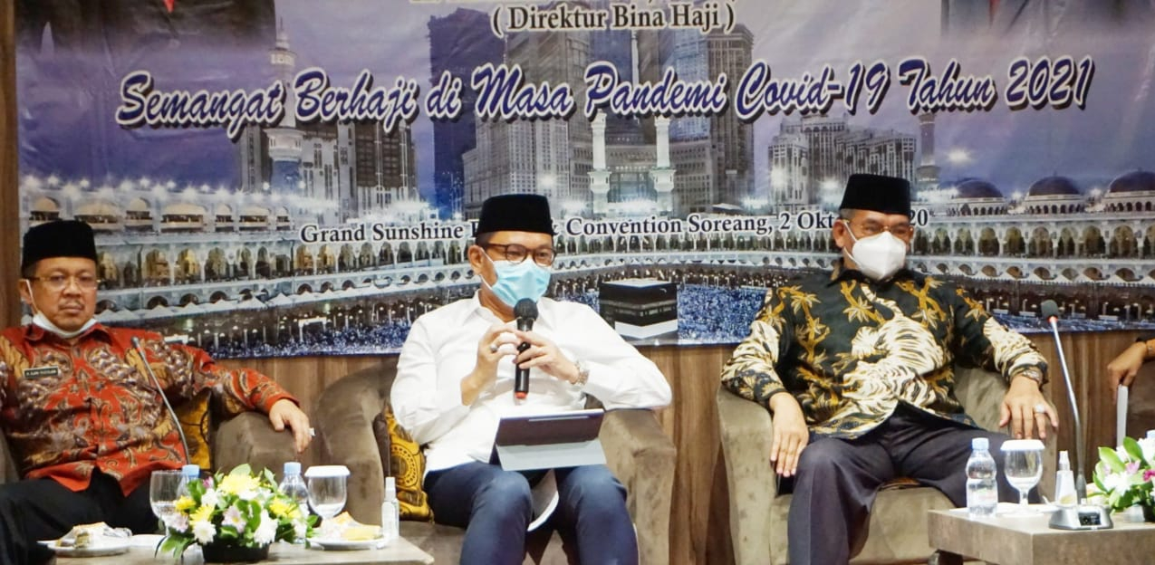 Terdampak Pandemi, Ace Hasan Ungkap DPR Belum Bahas Penyelenggaraan Haji Tahun Depan