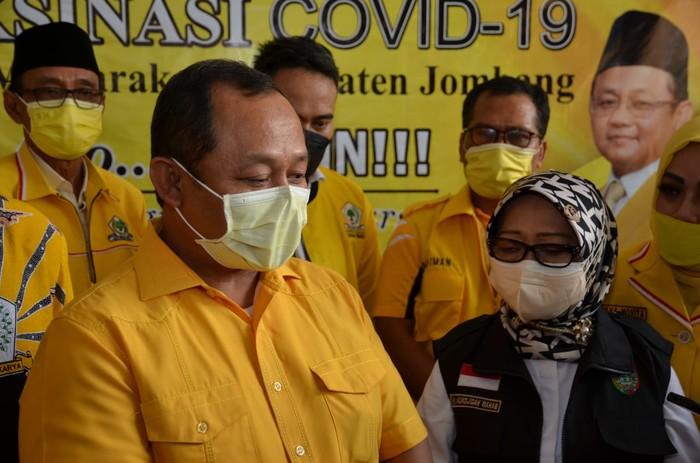Gurau Ke Ketua PPP Jatim, Sarmuji: Seluruh Jawa Timur Sudah Masuk Zona Kuning
