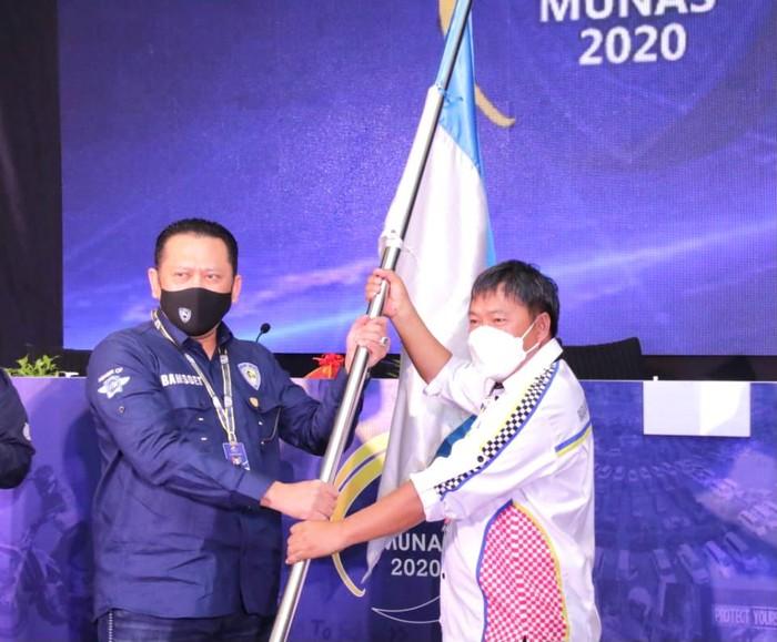 Bamsoet Terpilih Aklamasi Pimpin IMI Periode 2021-2024