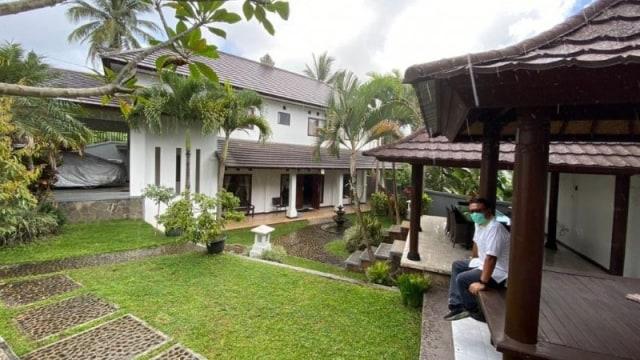 Gde Sumarjaya Linggih Ubah Rumahnya di Buleleng Jadi Ruang Isolasi PDP Corona