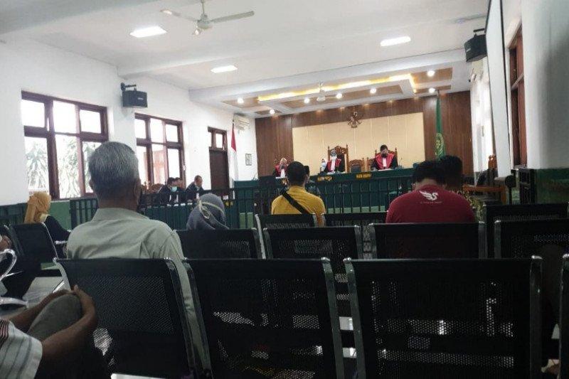 Kasus Dangdutan, Wakil Ketua DPRD Tegal Wasmad Edi Susilo Dituntut 4 Bulan Penjara