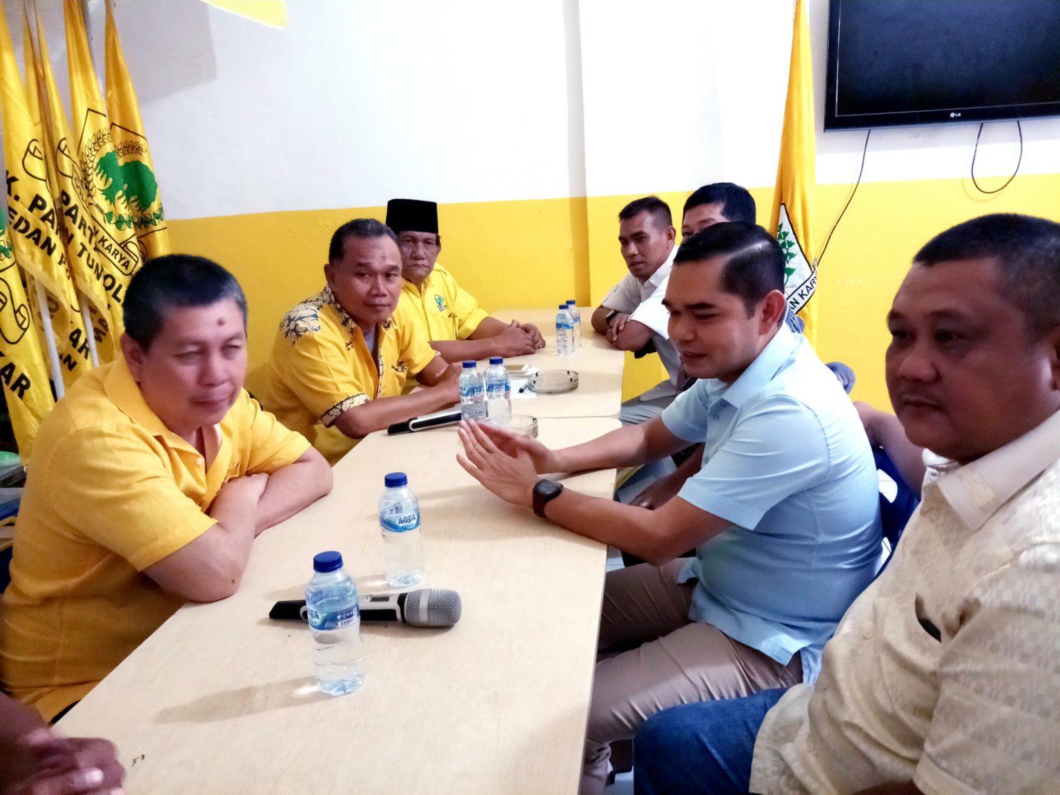 Syaf Lubis Puji Kualitas Ihwan Ritonga Untuk Jadi Walikota Medan