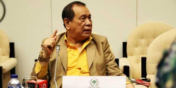 Cegah Corona, Kahar Muzakir Liburkan Seluruh Tenaga Ahli Fraksi Golkar DPR RI