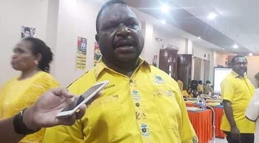 Orgenes Wonggor Siap Maju Di Musda Golkar Papua Barat