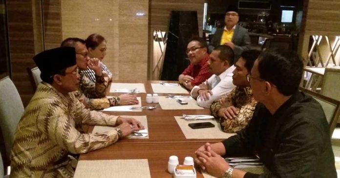 Jelang Musda Golkar NTB, DPP Ingin Ahyar Abduh Delapan DPD II Ngotot Suhaili FT