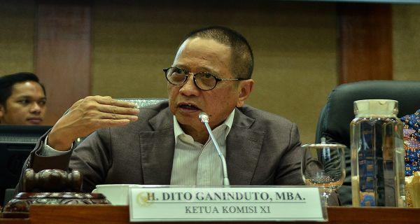 Kembalikan Kepercayaan Publik, Dito Ganinduto Targetkan Panja Jiwasraya Selesai Secepatnya