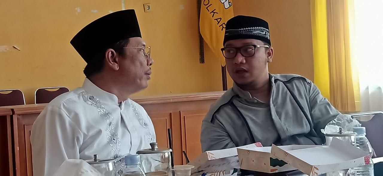Dukungan Solid 22 Anggota FPG, Daniel Mutaqien-Taufik Hidayat Optimis Menang Pilkada Indramayu