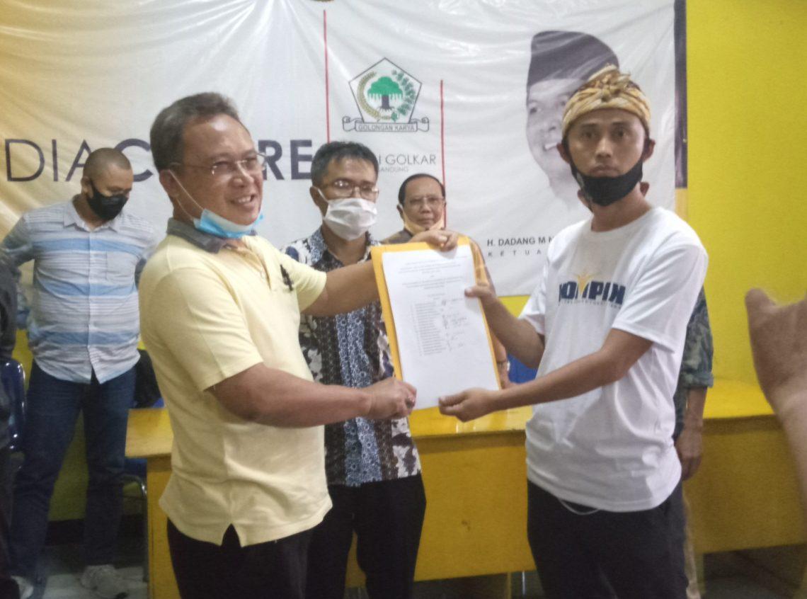 Forum RT se-Kabupaten Bandung Deklarasikan Dukungan Untuk Kurnia Agustina Naser