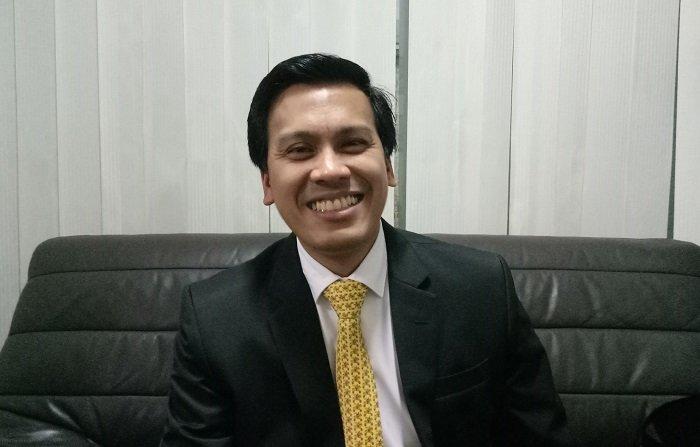 Cegah Kader Karbitan, Andi Nurhaldin Halid Siap Maju di Musda Golkar Kota Makassar