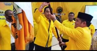 Terpilih Aklamasi Jadi Ketua, Heri Ermawan Janji Bawa Golkar Berjaya di Tanggamus