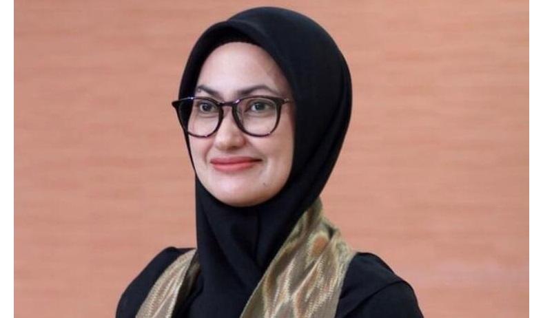 HUT Ke-56, Ini Harapan Bupati Luwu Utara Indah Putri Indriani Pada Partai Golkar