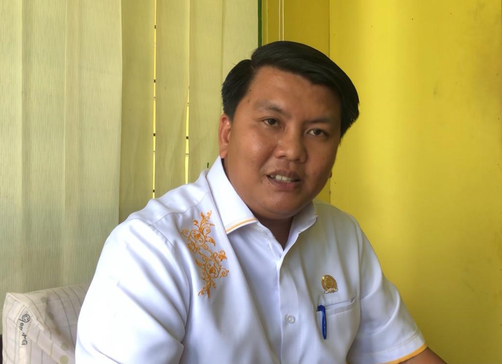 Novalindri Fathir Gantikan Posisi Ade Angga Jadi Wakil Ketua DPRD Tanjungpinang