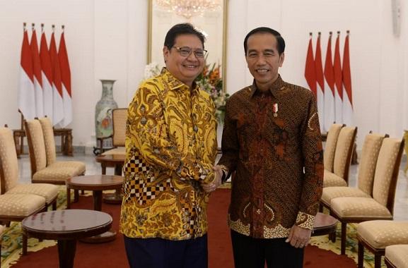 Jokowi Serahkan Waktu Pelaksanaan Munas 2019 Ke Mekanisme Internal Golkar