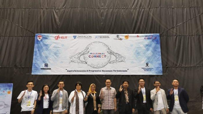 Wamendag Jerry Sambuaga Ajak Milenial Pelajar Ikut Aktif Dukung Program Pemerintah