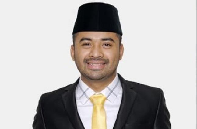 Zigo Rolanda Jadi Ketua DPRD Termuda se-Sumatera Barat