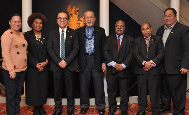 Tantowi Yahya Apresiasi Partisipasi 5 Provinsi Timur Indonesia di Pacific Exposition