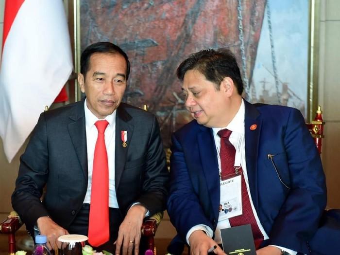 Menko Airlangga Dukung Pembangunan Pusat Industri dan Kawasan Ekonomi Khusus di Jawa Timur