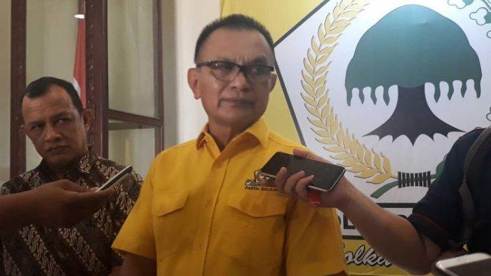 Airlangga Pastikan Golkar Solid Pilih Lodewijk Paulus Jadi Wakil Ketua DPR RI
