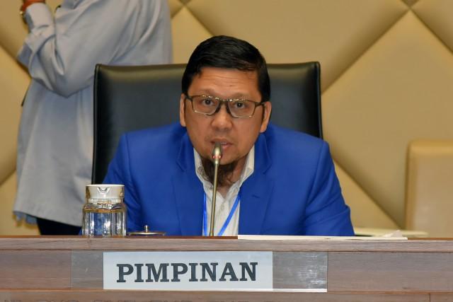 Ahmad Doli Kurnia Dorong Kementerian PAN-RB Optimalisasi Sistem Pemerintahan Berbasis Elektronik