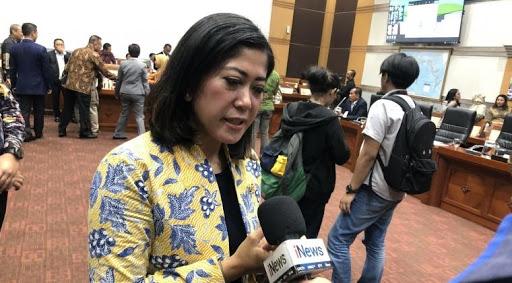 Meutya Hafid Minta Pemerintah Moratorium Bebas Visa Bagi Turis China