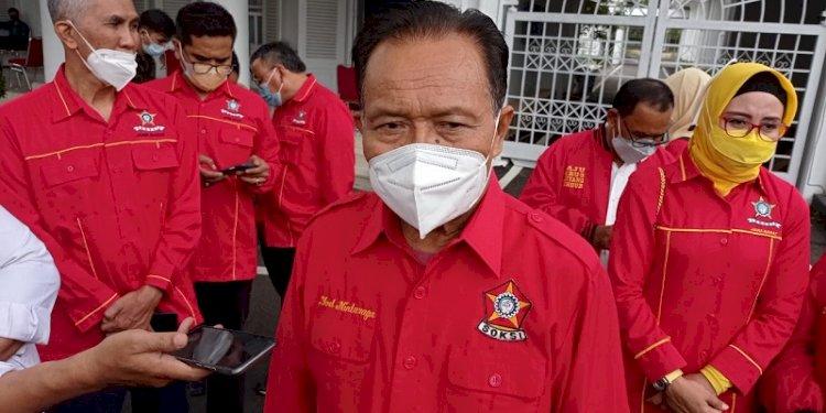 Yod Mintaraga: 56 Dari 200 Anggota Fraksi Golkar DPRD se-Jawa Barat Adalah Kader SOKSI