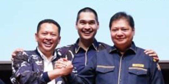 Ketum AMPI Dito Ariotedjo Jagokan Anies, Ganjar dan Sandiaga Jadi Cawapres Airlangga Hartarto