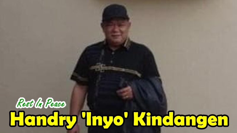 Tokoh Senior Golkar Minahasa, Handry Kindangen Tutup Usia