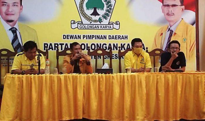 Modal 8 Kursi Golkar, MKGR Dukung Ahmad Nurhamim Maju di Pilbup Gresik 2020