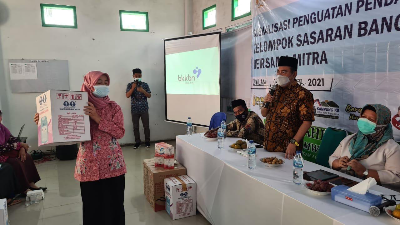Gandeng BKKBN Jatim, Yahya Zaini Sosialisasi Pencegahan Stunting Untuk PC NU Dan GP Ansor Nganjuk
