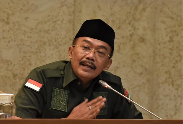 Agung Widyantoro Optimis Praja IPDN Jadi Pewaris Tahta Pemerintahan Dalam Negeri