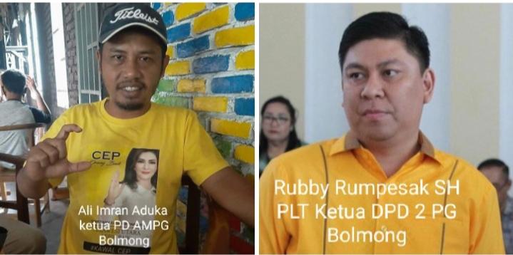AMPG Nilai Pencopotan Sekretaris Golkar Bolmong Fadly Simbuang Cacat Hukum