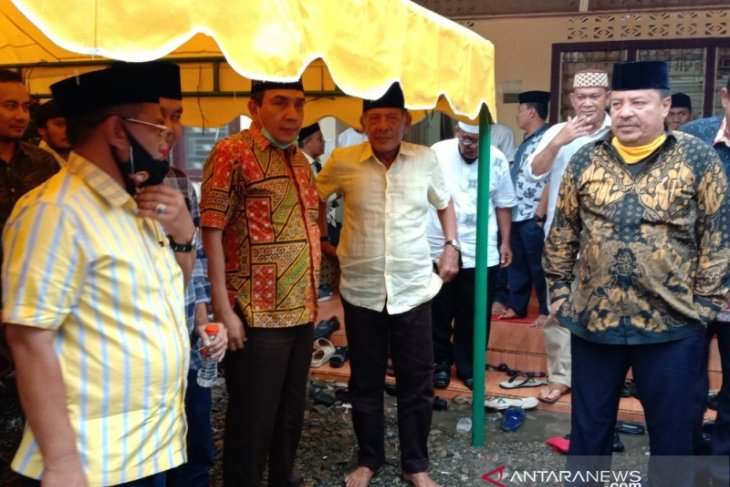 TM Nurlif Nilai Abu Habib Qudrat Ulama Kharismatik Yang Gigih Pertahankan Kedaulatan NKRI
