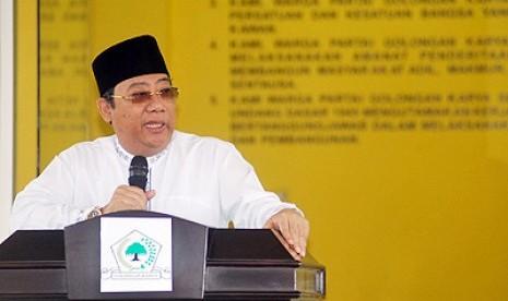 Innaalillaahi, Mantan Ketua Golkar Jawa Barat Irianto MS Syafiuddin Meninggal Dunia