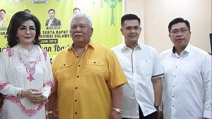 DPP Golkar Minta Jimmy Rimba Rogi Cari Pendamping di Pilkada Manado 2020