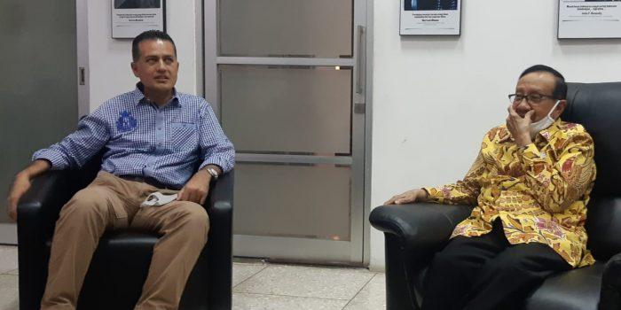 Akbar Tandjung Dukung Musa Rajekshah Jadi Ketua Golkar Sumut 2020-2025