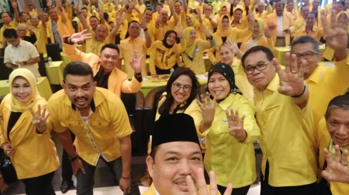 Prabasa Anantatur Bangga Maman Abdurrahman Jabat Ketua Bappilu DPP Golkar