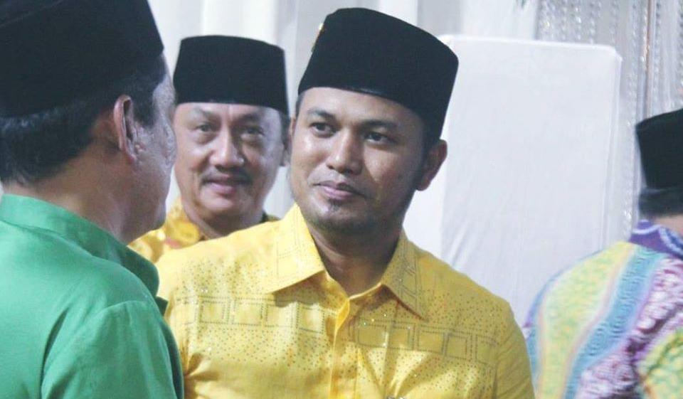 Rudi Mas'ud Tegaskan Belum Ada Balon Kada di Kaltim Terima Rekomendasi DPP Golkar